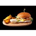 """Бургер """"Chef-Caesar"""" (330/120/50 г)"""