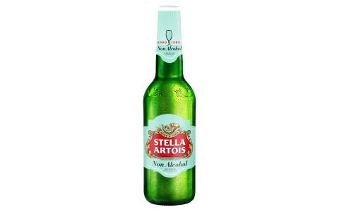 Пиво б/а Stella Artois 0,5л