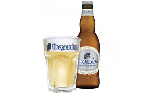 Пиво Hoegaarden White 0,33л