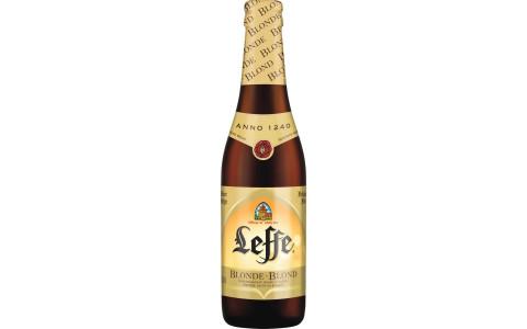 Пиво Leffe Blond 0,33л