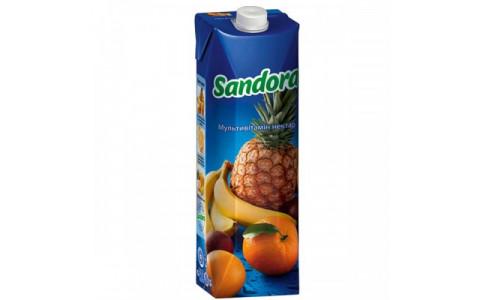 Сок Sandora Мультивитамин 1л